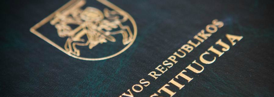 Žymūs teisininkai: šeimos atsiradimo pagrindus įtvirtinanti Konstitucijos pataisa nėra diskriminuojanti
