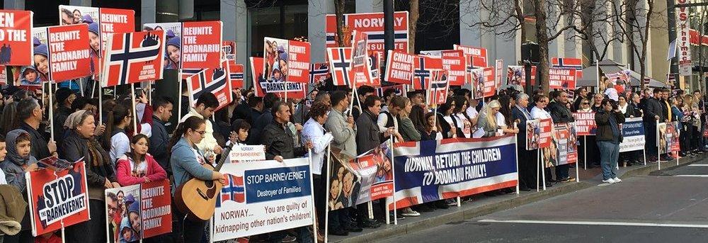 """Europos žmogaus teisių teismas 2017 m. tikrins Norvegijos vaiko gerovės agentūrą """"Barnevernet"""""""