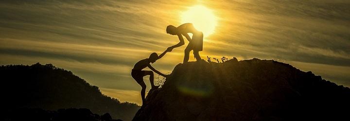 """Padėti kitiems nėra """"natūralu"""""""