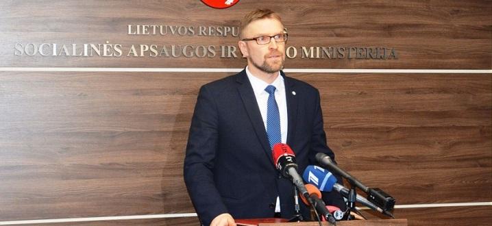 Laisvos visuomenės instituto atsakymas ministrui L. Kukuraičiui