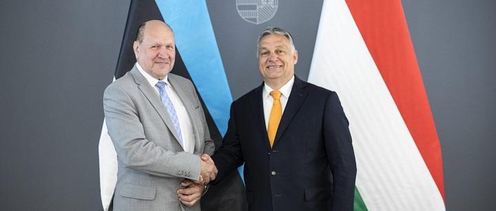 Vengrija ir Estija formuoja sąjungą prieš migraciją ir už krikščioniškas vertybes