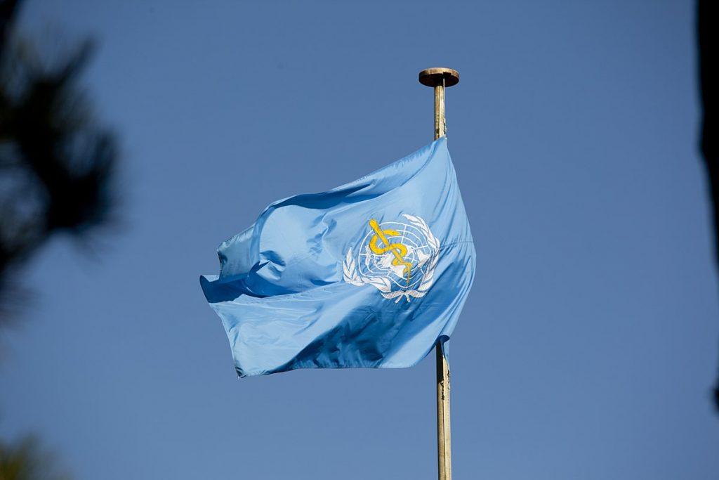 Kas valdo Pasaulio Sveikatos Organizaciją?