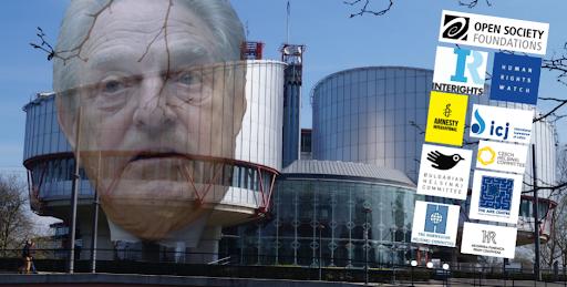 G. Soroso įtaka Europos žmogaus teisių teismui: EŽTT atkakliai laikosi savo