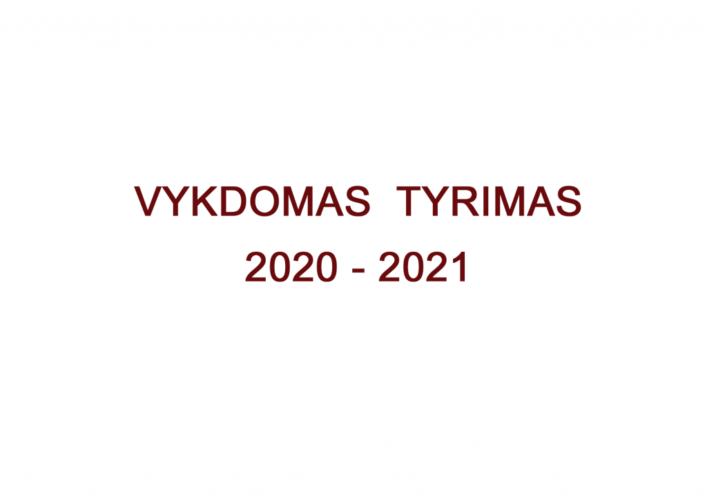 Tikėjimo perdavimo ir perėmimo šeimoje tendencijos bei iššūkiai Lietuvoje – VYKDOMAS