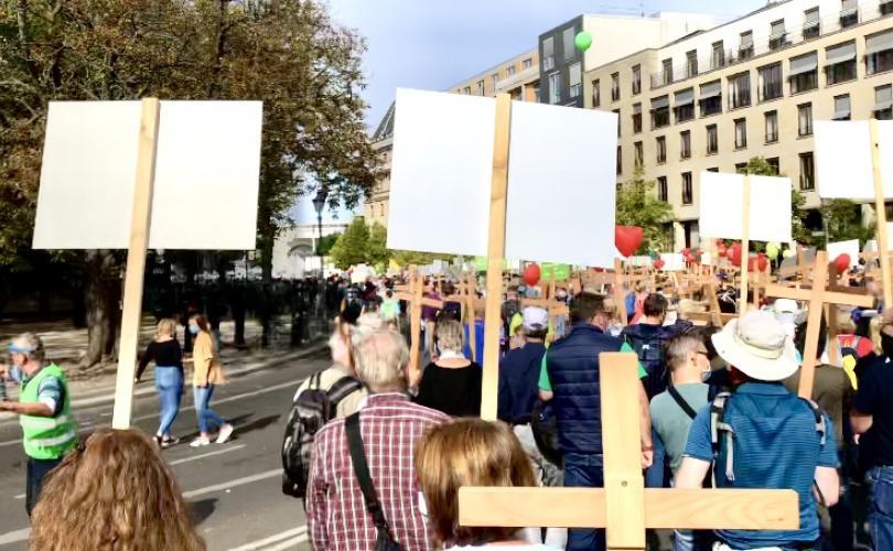 """""""March for Life"""" Vokietijoje pritraukė 3 tūkst. dalyvių"""