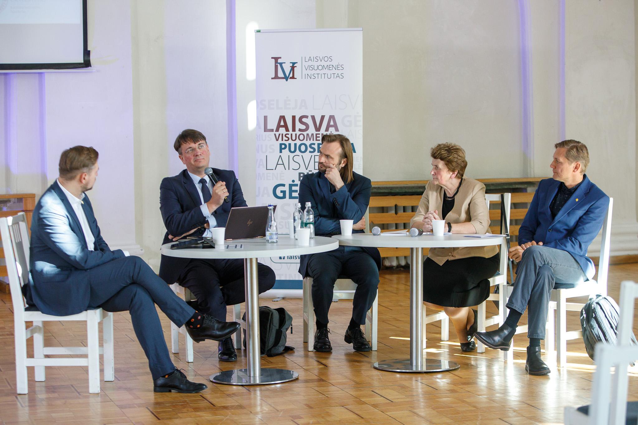 Konferencijos, Šeima - visuomenės ir valstybės pagrindas. Sutarimo link, nuotr. Erlendo Bartulio3