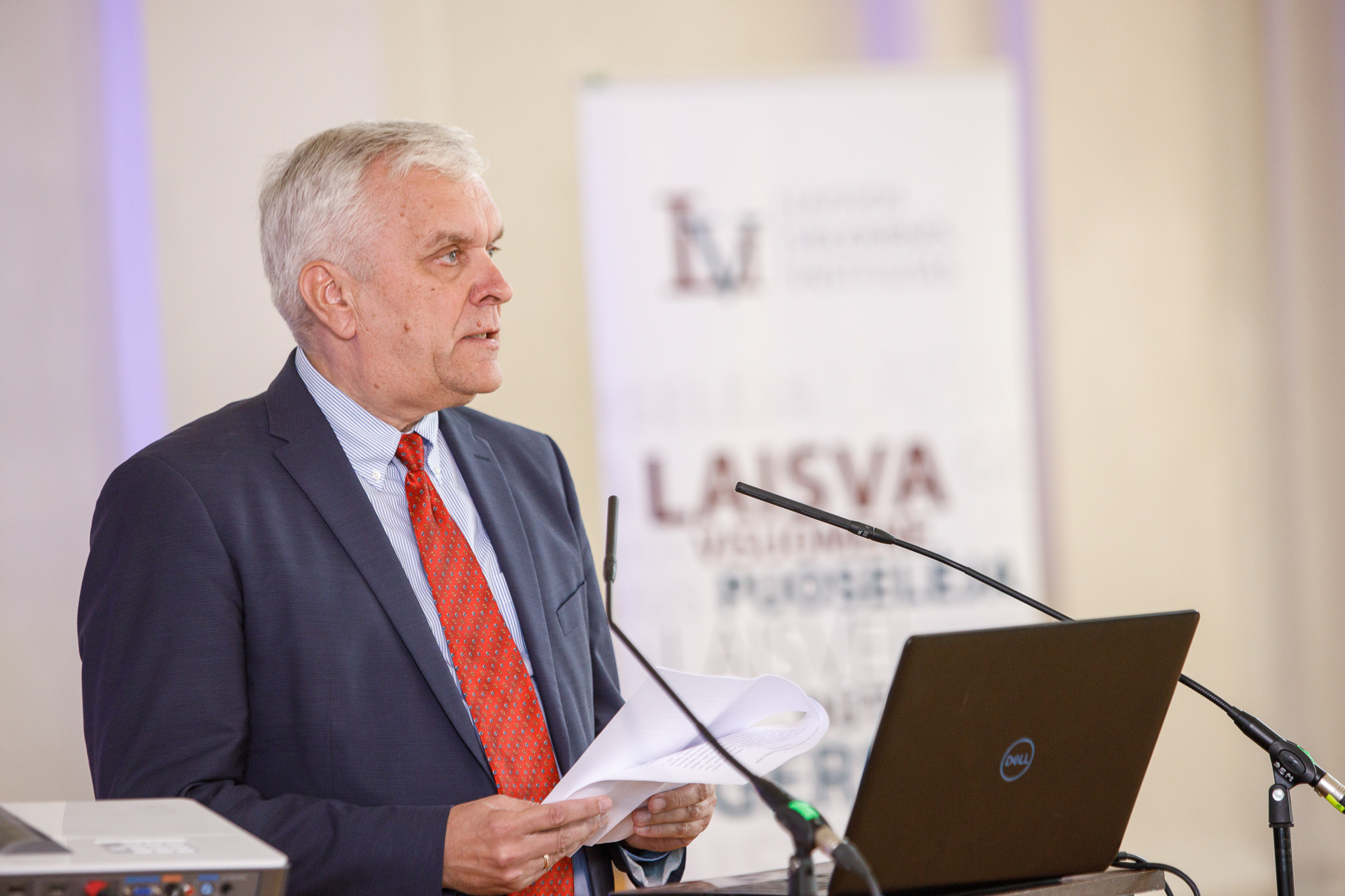 Prof. dr. Alvydas Jokubaitis nuotr. Erlendo Bartulio