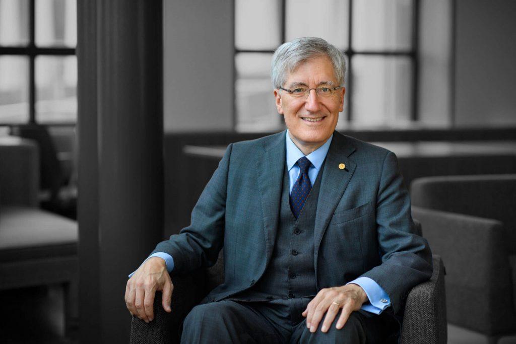 Prof. Robert P. George. Drąsa, meilė ir pasiaukojimas kovoje už santuoką